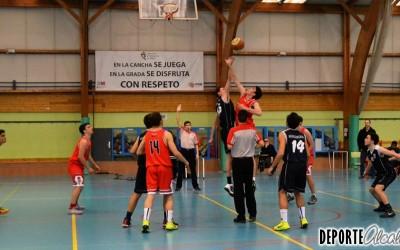 Los Junior de Baloncesto Alcalá se imponen con claridad a Zona Press