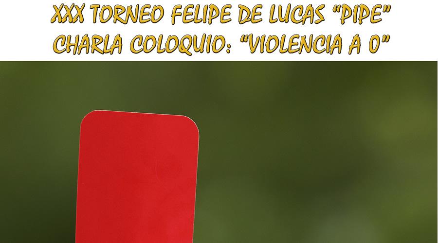 """Más de 300 niños dicen """"NO"""" a la violencia en los campos alcalaínos"""