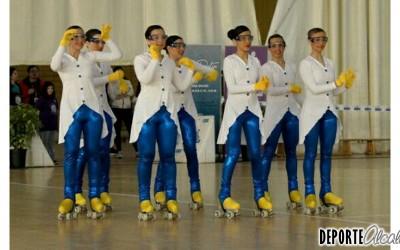 Meritoria participación del GSD Alcalá en el Internacional Latina 2016