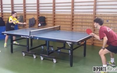 Notable fin de semana para el Tenis de Mesa Alcalá