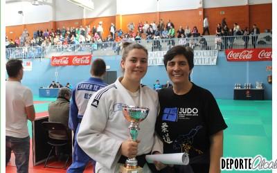 Nuevo éxito para el Judo en GSD Alcalá gracias a Laura Páez Bellón