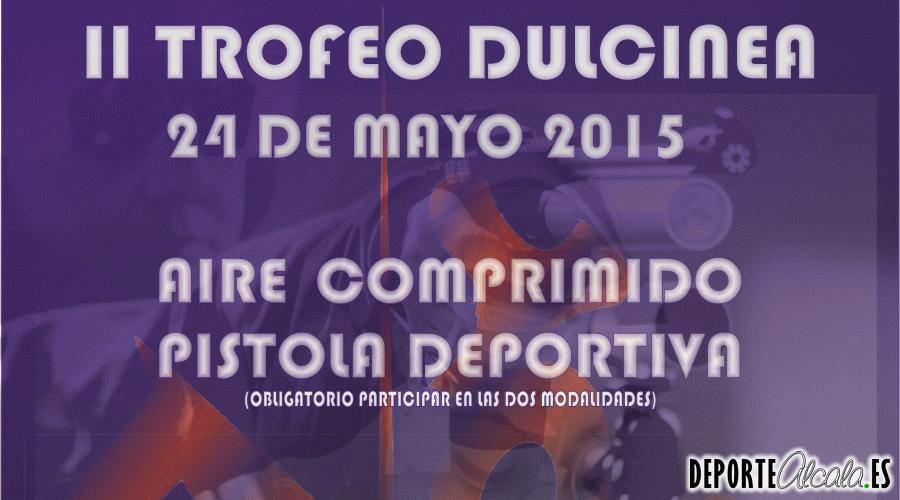 Open Nacional «II Torneo Dulcinea 2015» del club de tiro El Quijote