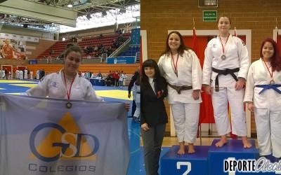 Oro para la judoka Laura Pérez en el Campeonato de Madrid