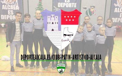 Alcalá se pone los patines con el I Trofeo de Iniciación