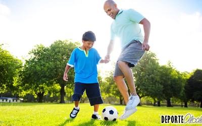Pero papá… ¡Si ya tengo entrenador!