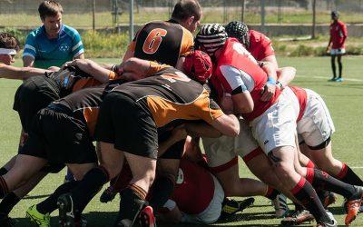 Rugby Alcalá cae en casa del colista pensando en la Copa de Madrid
