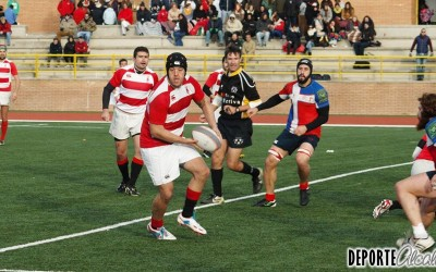 Rugby Alcalá saca un punto bonus en Sanse