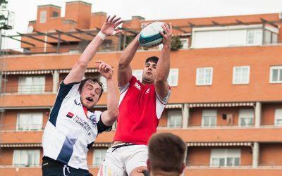 Rugby Alcalá se hace con un partido loco ante Liceo