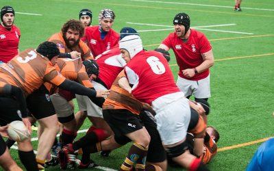 Rugby Alcalá se mete en la semifinal de la Copa de Madrid