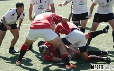Rugby Alcalá se la juega ante Airbus Aeronáuticos