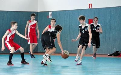 Segunda victoria consecutiva del Alevín 05 del Baloncesto Alcalá