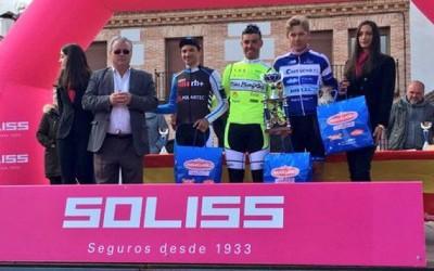 Spikseth, del EC Cartucho.es, plata en el Trofeo Olías