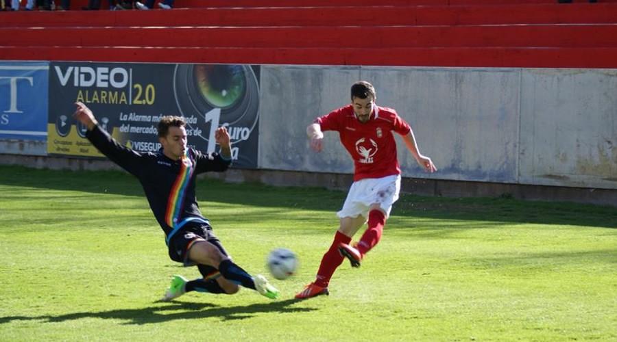 Tercera victoria consecutiva del RSD Alcalá