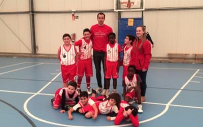 Tercera victoria consecutiva para los Benjamines del Juventud Alcalá