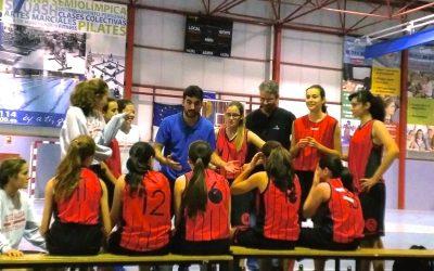Trabajada victoria de las Cadetes del Juventud Alcalá