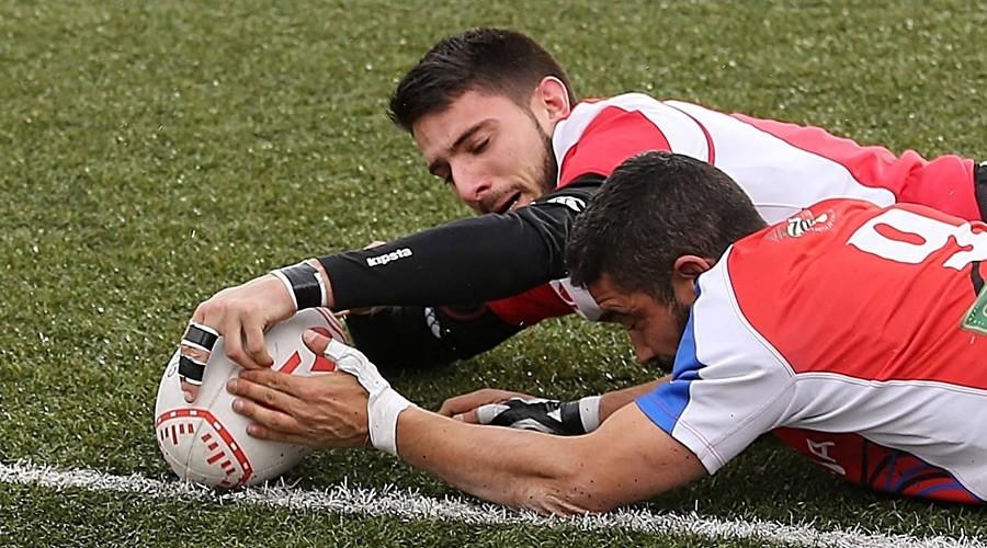 Un mermado Rugby Alcalá cae ante el líder