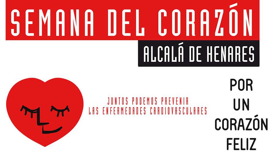 Rutas y marchas saludables en la V Semana del Corazón de Alcalá de Henares