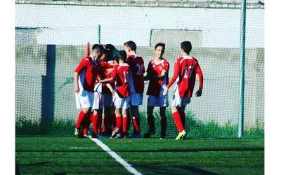 Vendaval de goles del AD Henares en el González Vivas
