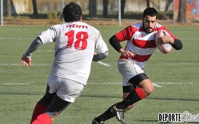 Victoria balsámica para el Rugby Alcalá