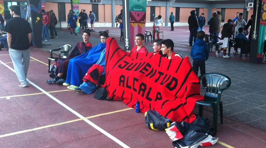 Victoria sin complicaciones de los Infantiles del Juventud Alcalá