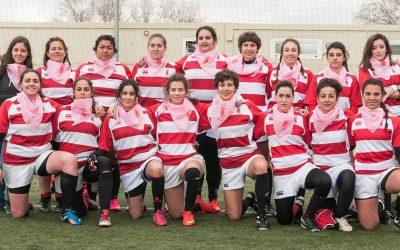 Victoria y derrota del Rugby Alcalá en la celebración del Día Contra el Cáncer