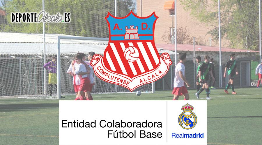 El AD Complutense, nuevo club colaborador del Real Madrid