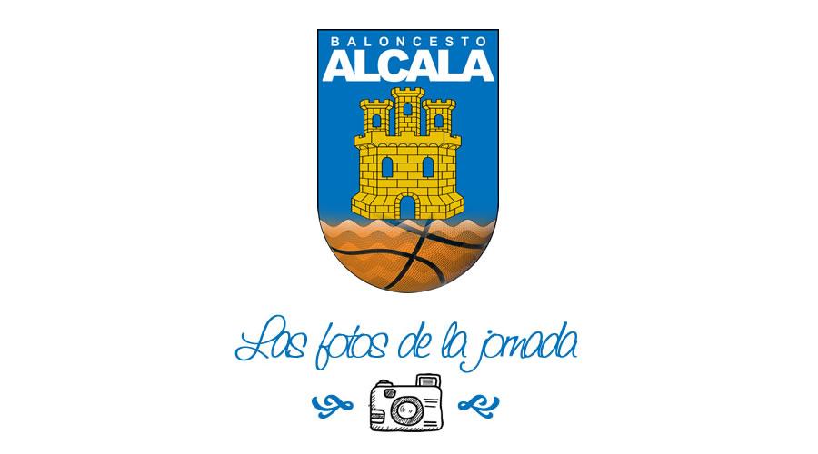 Baloncesto Alcalá lanza el concurso «Las Fotos de la Jornada»