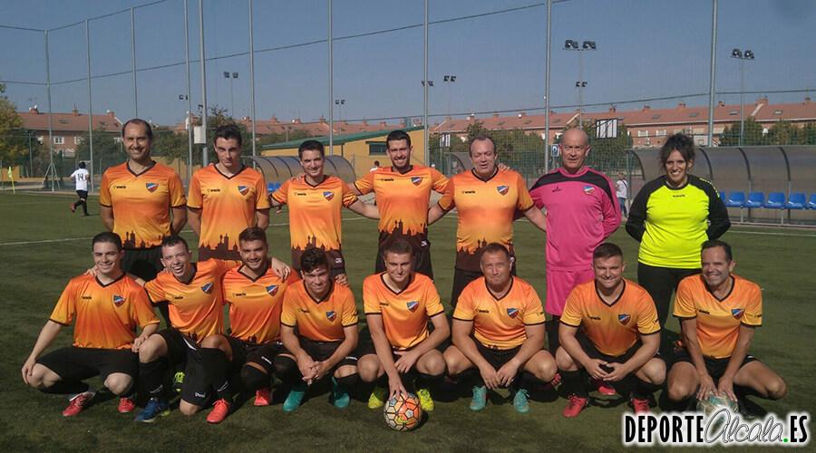 El CD Ciudad Henares FT7 debuta con una gran victoria