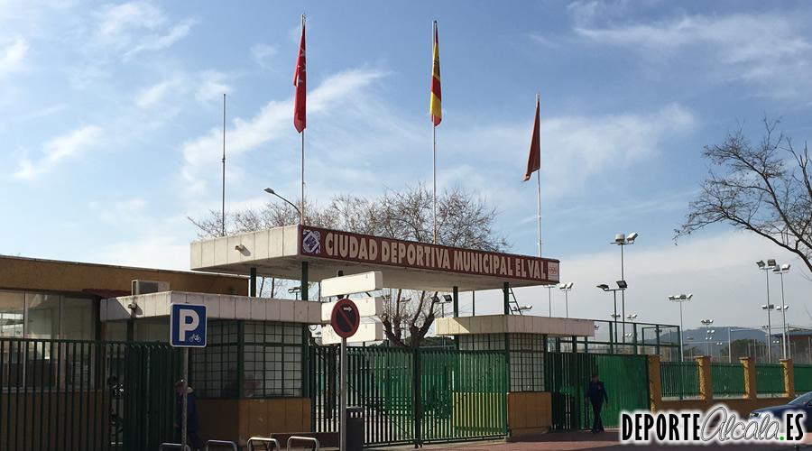 CIUDAD DEPORTIVA MUNICIPAL DE ALCALÁ DE HENARES