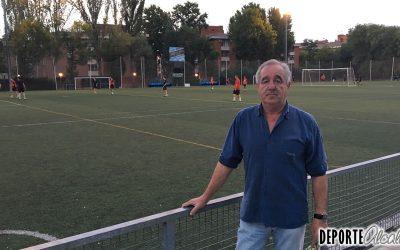 «Estoy convencido de que vamos a ser el club representativo de Alcalá de Henares»