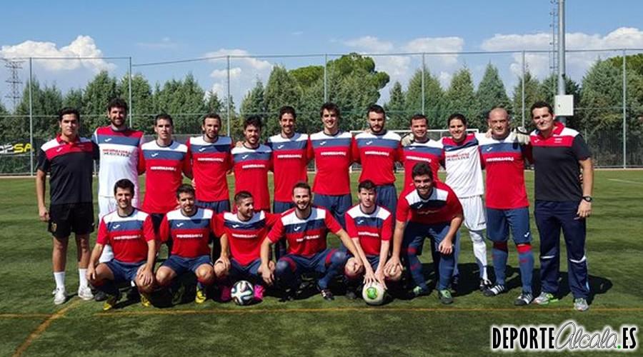 El Neumáticos Cervantes FC se queda sin poder entrenar «por un error»