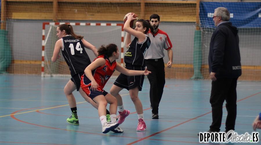 Baloncesto Alcalá presenta a Escandinava de Electricidad
