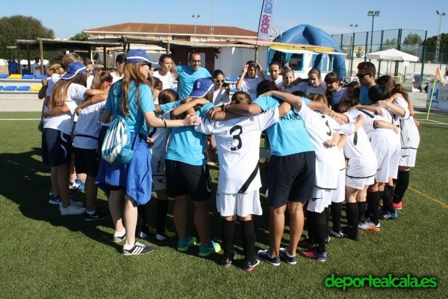 El CD Avance busca jugadoras para sus equipos