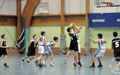 Los Infantiles del Baloncesto Alcalá siguen sin conocer la derrota