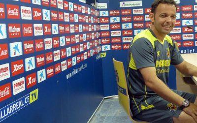 El alcalaíno Javier Calleja, nuevo entrenador del Villarreal CF