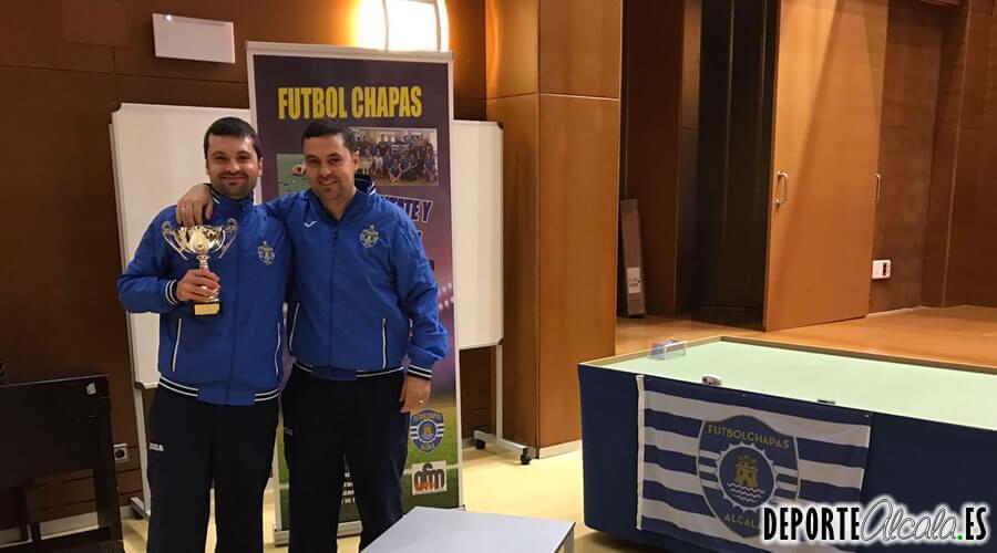Jose Rodríguez se proclama campeón de la Copa Comunidad Madrid