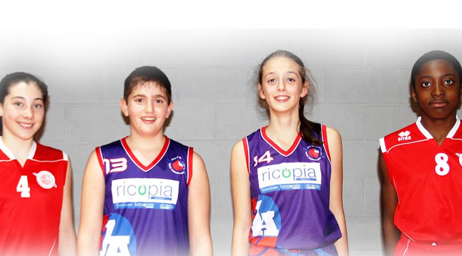 Cuatro alcalaínos participarán en el Campeonato de España de Minibasket
