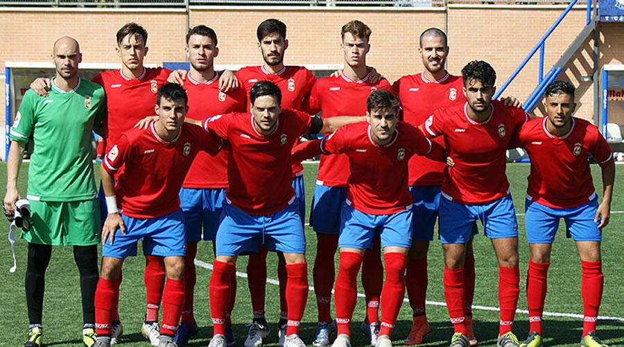 El RSD Alcalá se deja la piel para empatar ante el Leganés B