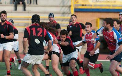 Rugby Alcalá se deja la victoria en la Dehesa Boyal
