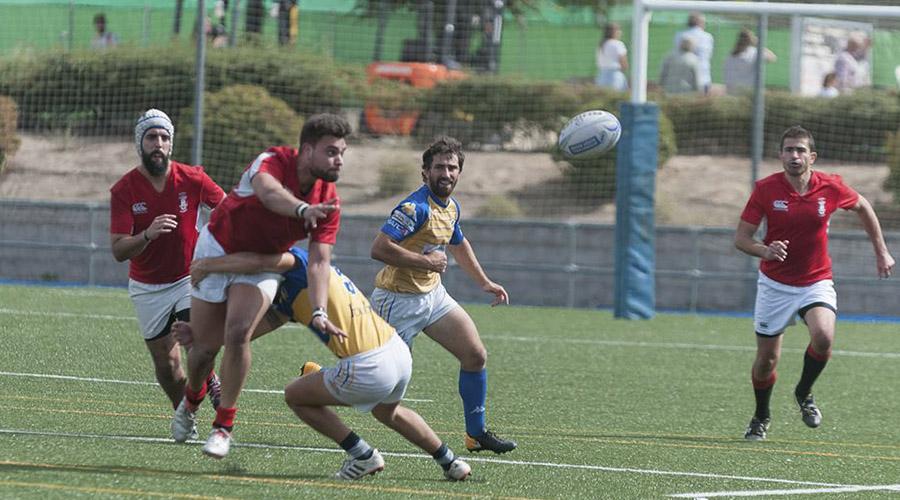 Rugby Alcalá debuta en liga con derrota ante CRC Pozuelo