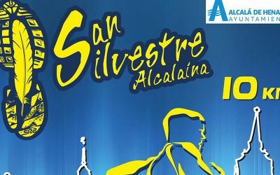 La San Silvestre llega a Alcalá este Fin de Año