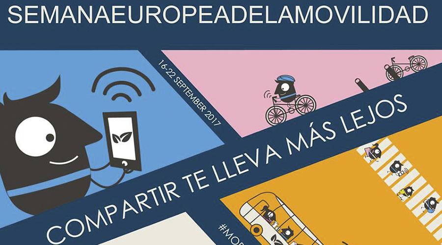 Aprende a montar y reparar tu bici en la Semana Europea de la Movilidad 2017