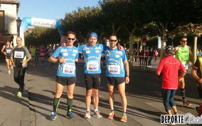 La carrera de Grutear de Alcalá de Henares alcanza la mayoría de edad